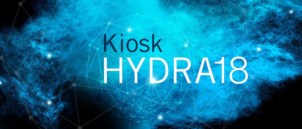 Kiosk Hydra18: il sistema di gestione dei flussi di servizio utenze